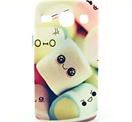 Towel Cake Pattern Hard Case for Samsung Galaxy Core I8262