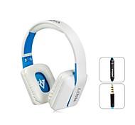 vykon mq77 soberba 3,5 milímetros em fones de ouvido com microfone e cabo de 1,2 m (cores sortidas)