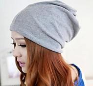 Unisex Cotton Shearling Hat Winter