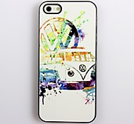 Bus-Design Aluminium Hard Case für iPhone 4/4S