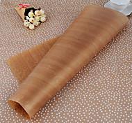 60CM*40CM*0.013CM  1Pcs High Temperature Resistant Cloth No Sticky Oilcloth Resistant 40CM*60CM