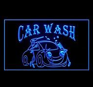 Car Wash Advertising LED Light Sign