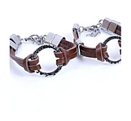 Couple's New Fashion Leather Bracelet