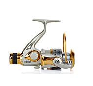 TR300/400/500 giro del carrete de pesca 9 1 BB