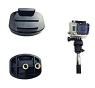 GoPro Camera Flat Mount for Tripod