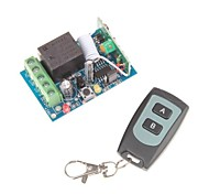 12V 1-Channel Wireless Remote Power Relay Module with Remote Controller (DC30V-AC250V)