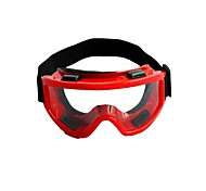 Fashion Outdoor Safety Eye Protection Goggles (Red)