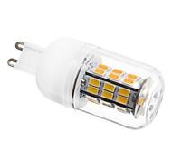 G9 8 W 42 SMD 5730 1200 LM Warm White Bi-pin Lights AC 100-240 V