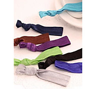 Knotted Bracelet Elastic Hair Ties