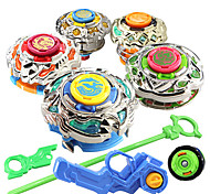 AULDEY Hurricane Metal Fight Beyblade Intelligent Switchover Parent-child Gyro Toy