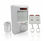 Dual Remote Control Infrared Alarm Home Use Burglar Alarm Car Burglar Alarm