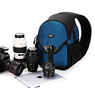 Convenient One-shoulder Chest Worn DSLR Bag With Kettle Bag