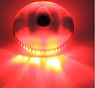 YELVQI 9 perle blanche de lampe à vélo UFO lumière de queue