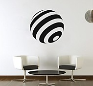 JiuBai™ Ball Pattern Wall Sticker Wall Decal, 60cm*60cm