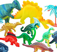 11 Pack Dinosaurs Model Suit Action Figures Toy