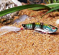 1 pcs Harte Fischköder / kleiner Fisch / Ködertasche / Angelköder Harte Fischköder / Ködertasche / kleiner Fisch Verschiedene Farben 10g g