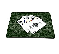 gioco del poker ottica pad moused (9 * 7 pollici)