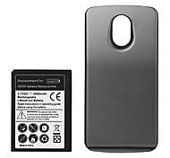 3800mAh High Quality Replacement Battery with Battery Back Cover for Samsung Galaxy Nexus GT-I9250