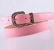 Women Skinny Belt,Cute / Casual Alloy / Leather All Seasons