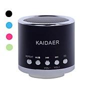 Новый дизайн Mini Speaker поддержка Micro SD карт (разных цветов)