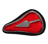 IFire Silica Gel Red Bike Bicicleta 3D Saddle Capa