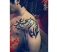 1 Pcs Waterproof Temporary Tattoo(24cm*20.3cm)