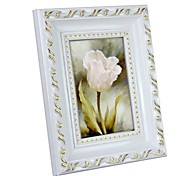 European Style Wooden Photo Frame 7 Inches