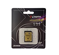 Kingston Digital 16GB SDXC Class 10 UHS-I Ultimate Flash Memory Card SDA10/16GB
