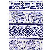 Elephant Tribal Carpet Case for iPad mini 3, iPad mini 2, iPad mini