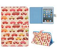 mignon cas de voiture de dessin animé pour l'ipad mini-3, Mini iPad 2, ipad mini-