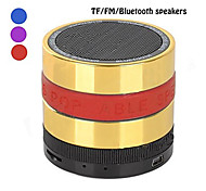 Portátil Bluetooth V3.0 Super Bass Speaker / TF MP3 / AUX / Handsfree