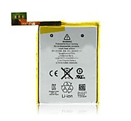1030mAh Replacement Spare Parts Battery for IPod Touch 5
