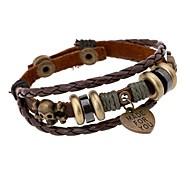 Love Handmade Leather Bracelet
