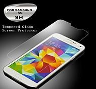 Premio 2.5D schermo in vetro temperato pellicola protettiva per Samsung Galaxy s5