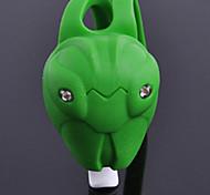 ACACIA Green Bumblebee Bicycle Front/Rear Lamp