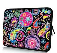 Elonno Unterwelt Neopren-Laptop-Hülsen-Kasten-Beutel-Beutel-Abdeckung für 15'' MacBook Pro Retina Dell HP Acer