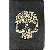 la pequeña flor cráneos caso del patrón para el iPad Mini 3, Mini iPad 2, iPad mini