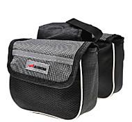 ACACIA 600D Polyester Fabric 210D Polyester Lining Gray EVA Bike Frame Bag