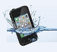 The New Special Waterproof Shell for iPhone 4/4S(Assorted Colors)