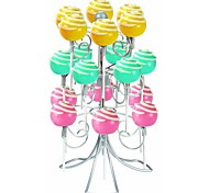 Cake Pop Decorating Display Stand Lollipop Server Cooling Rack