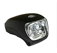 Cycling ABS Black Bicycle Front Light