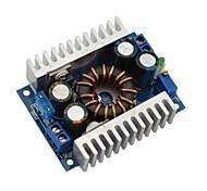 voiture 150w DC 8 ~ 32v à 9 ~ 46v régulateur de tension de convertisseur élévateur pour ordinateur - bleu