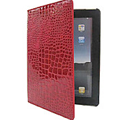 Smart Cover con la cassa posteriore dura per iPad 2 / Il nuovo iPad 3 / iPad 4 (colori assortiti)