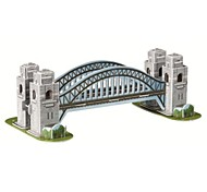 3D Sydney Harbour Bridge Model Magic Puzzles for Children and Adult Educational Toys(33PCS)