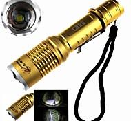 ZHISHUNJIA ZSJ-T28 Cree XM-L T6 1000lm 3-Mode White Flashlight