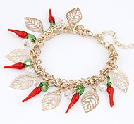 Sweet Pepper Joker Temperament Bracelet
