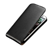 Flip Style Genuine Leather Case for HTC One2 M8