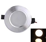 белый свет Светодиодная лампа потолка (мужчины и женщины плагин) 900lm AC85-265V 9w