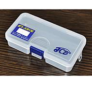 JCB13E Triple-Layer Lure Box Tackle Box (13.8*7.7*3.3cm)