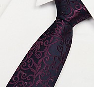 Men Party/Work Neck Tie , Polyester